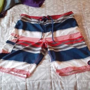 Size 34 O'Neill swim trunks